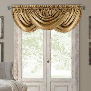 Elrene Home Fashions Versailles Window Valance